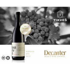 Tikves Barovo Red 2016 (0.75l)