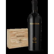Silentium - Primitivo di Manduria DOC barricato RISERVA 2012 (0.75l)
